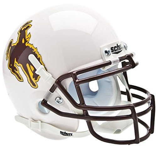 Schutt NCAA Wyoming Cowboys Collectible Mini Helmet by Schutt