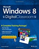 Windows 8 Digital Classroom, AGI Creative Team Staff, 111839285X