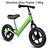 WonderView Balance Bike, Kids Balance Bike Lightweight Balance Bike Outdoor Toys for Boys & Girls …