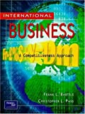 img - for International Business: A Competitiveness Approach by Frank Bartels (2001-06-06) book / textbook / text book
