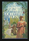 An Important Family, Dorothy Eden, 0688011489