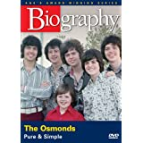 A-E Biography Osmonds: Pure An