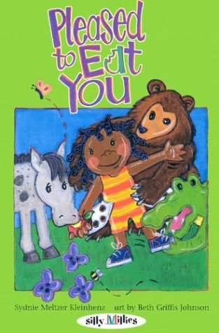 Read Online Pleased To Eat You (Silly Millies) pdf epub