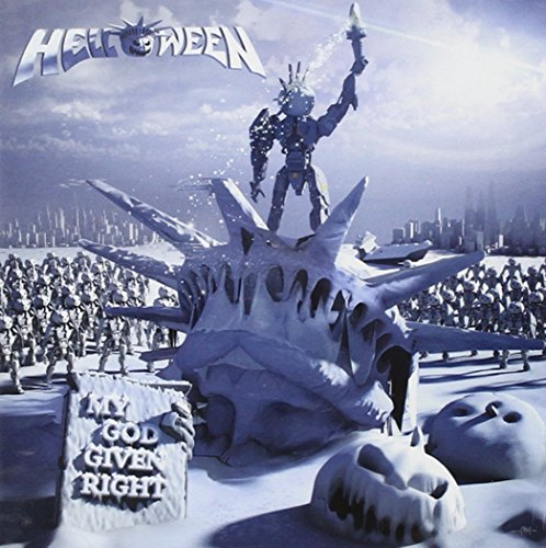 CD : Helloween - My God Given Right (Asia - Import, 2 Disc)