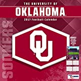 Turner Licensing Sport 2017 Oklahoma Sooners Team Wall Calendar, 12''X12'' (17998011813)