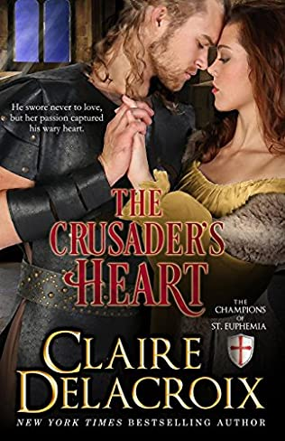 book cover of The Crusader\'s Heart