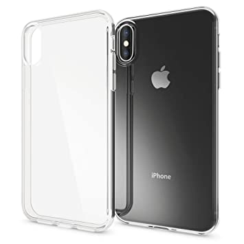 5e3d594daab NALIA Funda Carcasa Compatible con iPhone XS MAX, Protectora Movil Silicona  Fina Gel Cubierta Estuche, Goma Telefono Bumper Phone Cover Cobertura  Delgado ...