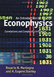 Introduction to Econophysics: Correlations and Complexity in Finance (English Edition)