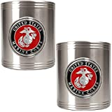 Military Stainless Can Holder Set