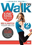 10,000 Steps Weight Loss – Walk On: 5 Fat Burning Miles Walking Exercise DVD