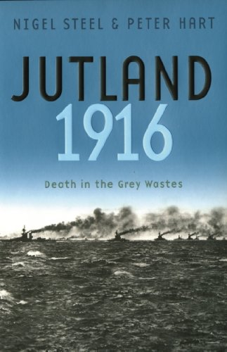 Jutland, 1916: Death in the Grey Wastes