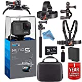 GoPro HERO5 Black Camera All in Bundle