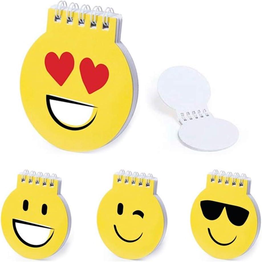 WINLON LIBRETA DE EMOTICONOS (Lote 20 Unidades)-Cuadernos Emoji ...