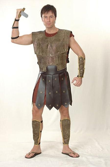Amazon.com: Bristol AC688 - Disfraz de Warrior para hombre ...