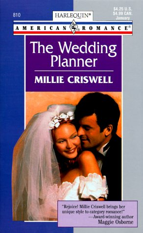 book cover of The Wedding Planner