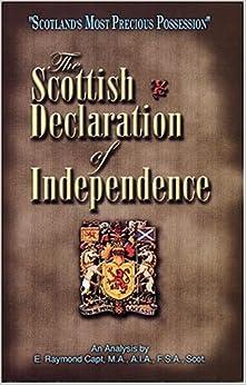 Scottish Declaration of Independence - Scotland's Most Precious Possession