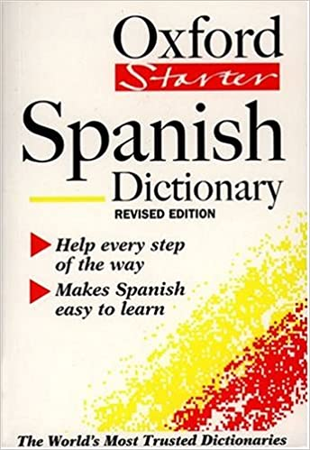 Intimidatingly dictionary english-spanish