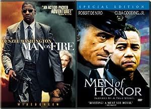 Man on Fire [Reino Unido] [DVD]: Amazon.es: Denzel