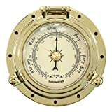 IZTOSS Endurance Barometer-brass