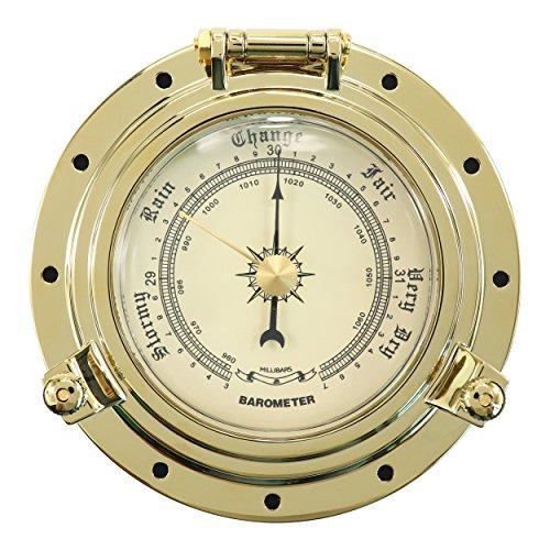 IZTOSS Endurance Barometer-brass by IZTOSS