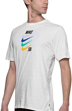 muchos estilos últimos lanzamientos nueva productos Camiseta Nike Sb Futura Masculina - Cores(branco) Tamanho Camiseta(exgg) |  Amazon.com.br
