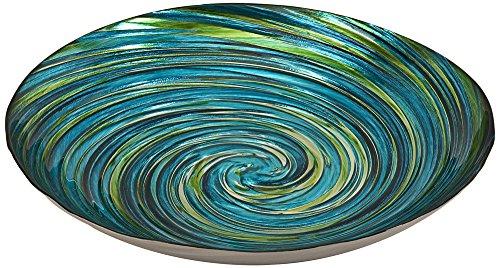 IMAX 83117 Aria Glass Bowl