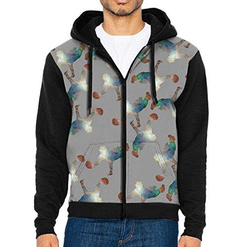 Baseball Pitcher Mens 3D Print Popular Hoodie Jacket Full Zip Hoodie (Pitchers Jacket)