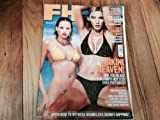 FHM August 2000 UK Edition! Bikini Heaven, Lisa Faulkner, Jordan, Nell McAndrew, Davina Taylor, Kate Groombridge, Ivana Horvat