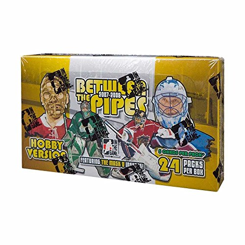 - 2007-08 In The Game Between the Pipes Hockey Hobby Box