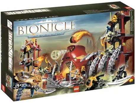 B0007PHOQG LEGO Battle of Metru NUI 51GAROM2RjL.