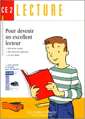 Téléchargez des livres gratuits pour ipad 2 Lecture CE2 : pour devenir un excellent lecteur RTF