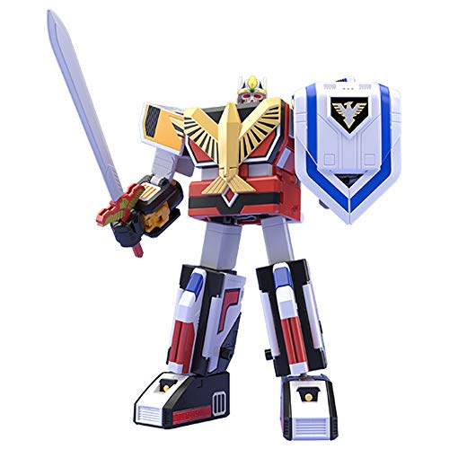 (Provisional) Super Minipura Sky Combined Jet Icarus (5 Pieces) Candy Toys & Soft Confectionery Products (Chōjin Sentai Jetman)