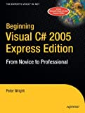 Visual C# 2005, Peter Wright, 1590595491
