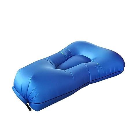 Colchón Inflable WQE, colchón Hinchable, Cama Individual ...