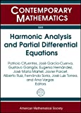 Harmonic Analysis and Partial Differential Equations, , 0821847708