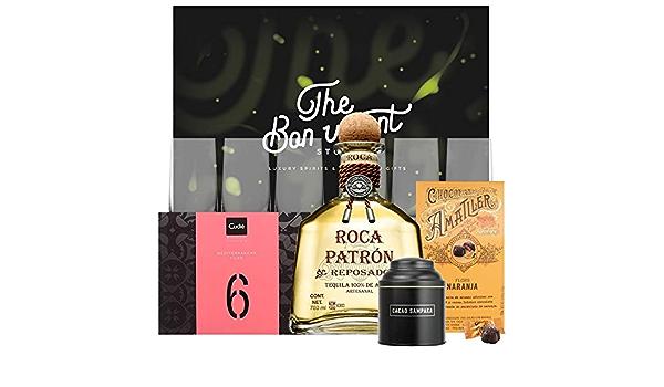 Roca Patrón Reposado - Regalo Tequila: Amazon.es ...