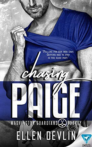 Chasing Paige (Washington Guardians Hockey Book 2)