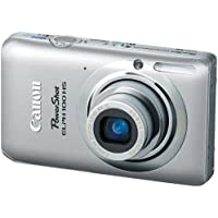 Canon PowerShot ELPH 100 HS 12.1 MP CMOS Digital Camera with 4X Optical Zoom (Silver)