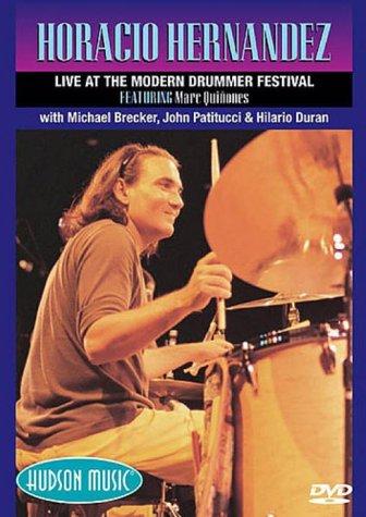 DVD : Hilario Duran - Horacio Hernandez: Live At The Modern Drummer Festival 2000 (DVD)