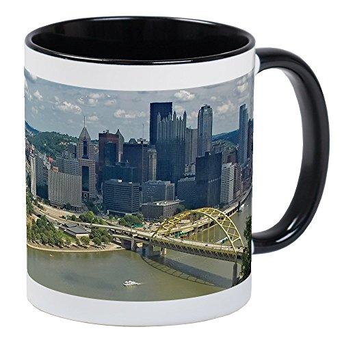 CafePress - Pittsburgh Mug - Unique Coffee Mug, Coffee Cup