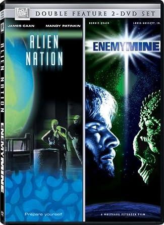 Amazon.com: Alien Nation/Enemy Mine (Double Feature): Dennis ...