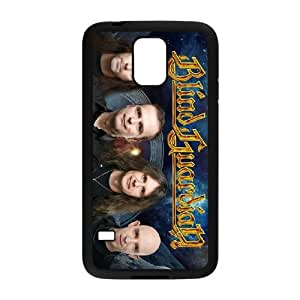 Samsung Galaxy S5 Cell Phone Case Covers Black Blind Guardian Y9706440