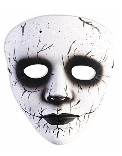 Forum Novelties Mask-Banshee, Multi-Color ()