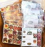 MULTI-PETAL DESERT ROSE ADENIUM SEEDS mixed colors 100 pcs by LANKUI