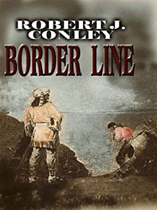 book cover of Border Line