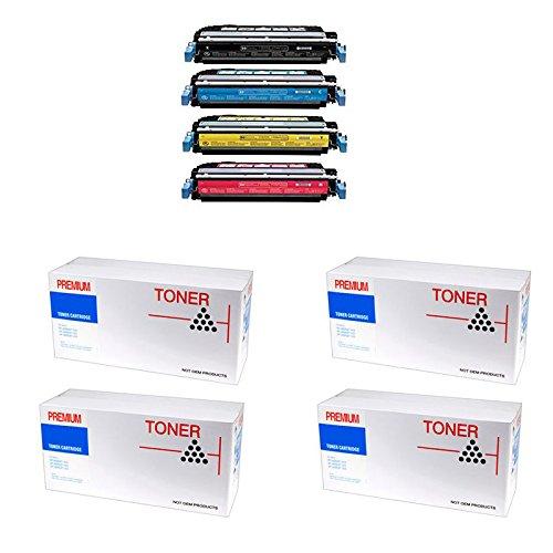 Clearprint CB400A, CB401A, CB402A, CB403A Compatible Color T