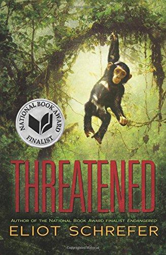 Threatened (Ape Quartet) by Scholastic Paperbacks