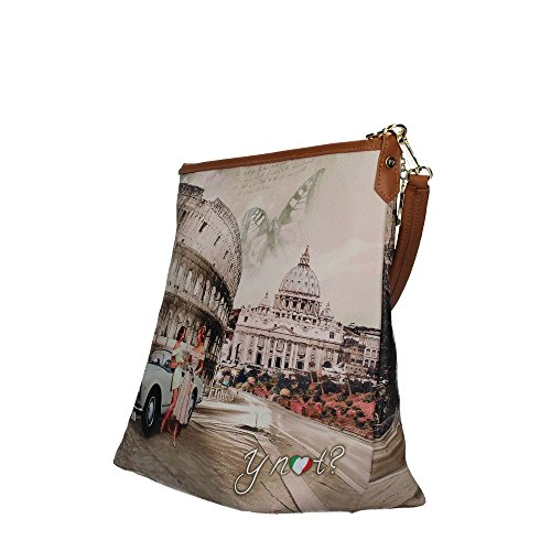 TRACOLLA ROME BORSA BAG 349 BAG IN YES DONNA Y CON LIFE NOT J HOBO naqFxpYgwa