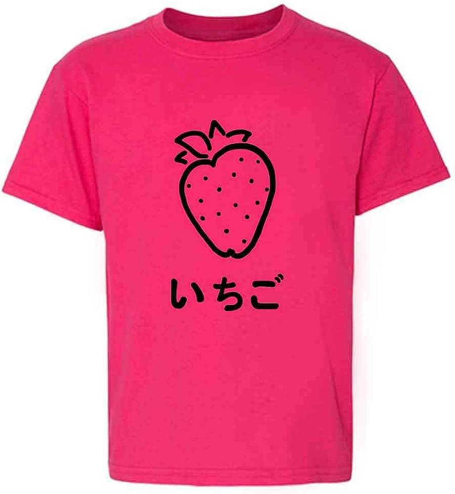 LIIREN Bleach-Logo Soft T Shirt for Baby Boy Black