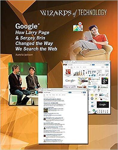 Descargar Google: Larry Page And Sergey Brin PDF Gratis